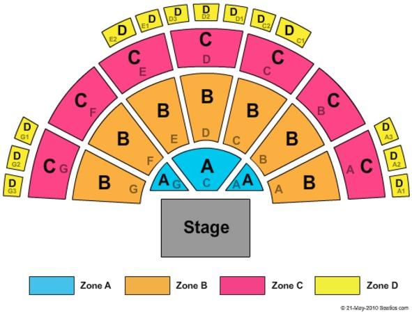 Sandia casino amphitheater seating chart free games of casino slot online