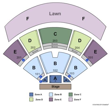 Virginia Beach Amphitheatre Schedule