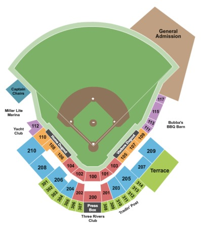 Rome Braves vs. Augusta Greenjackets Tickets on June 14, 2017 at 1 ...
