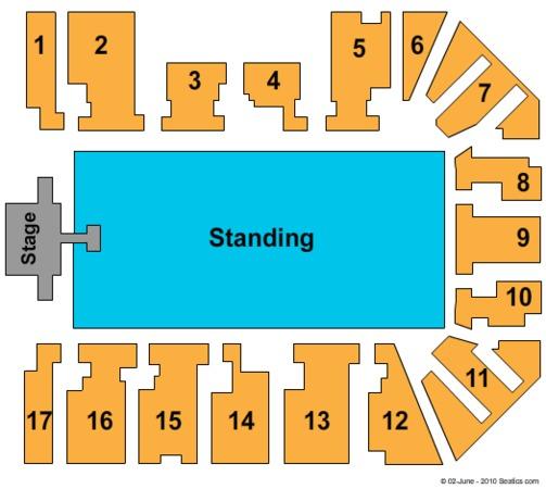LG Arena Status Quo